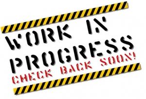 Work in progress check back soon